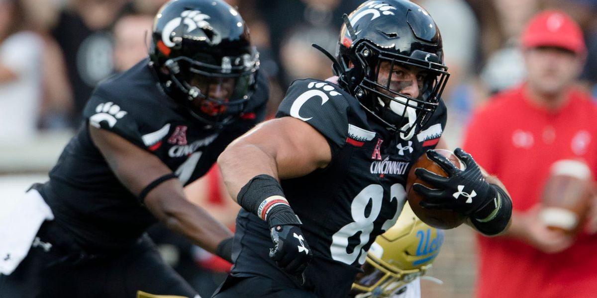 UC's Josiah Deguara drafted by Packers