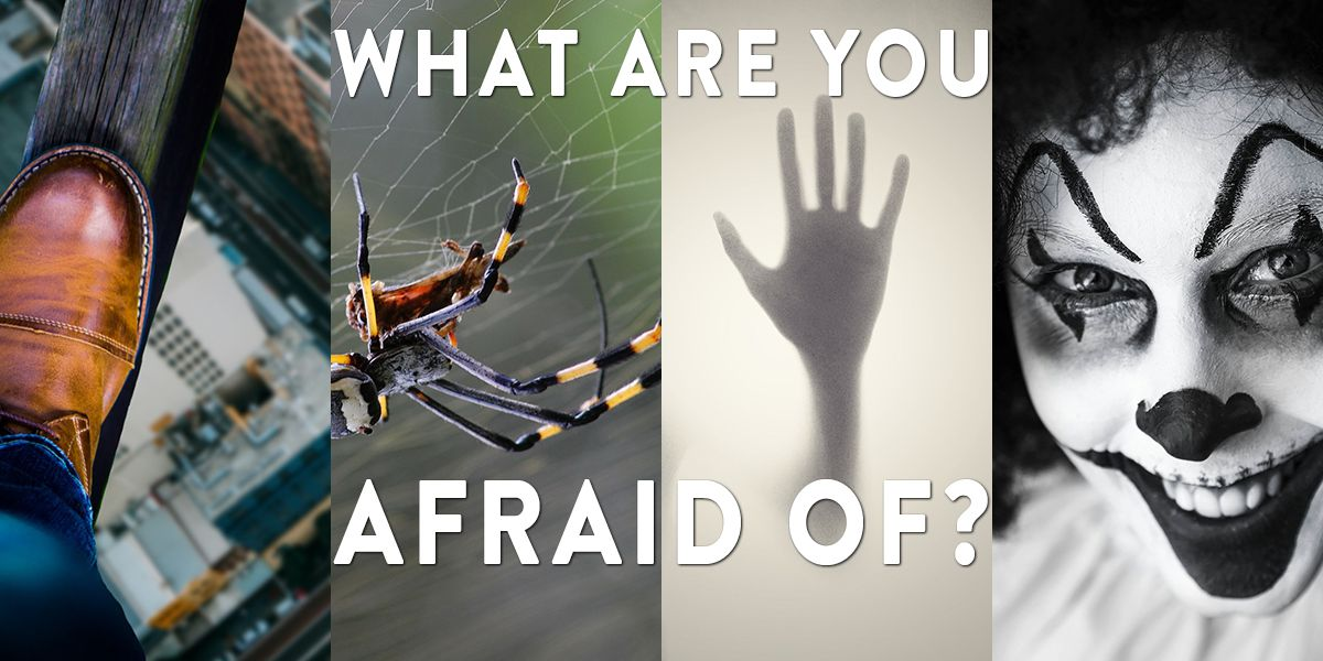 Can you guess the Tri-State's top fears?