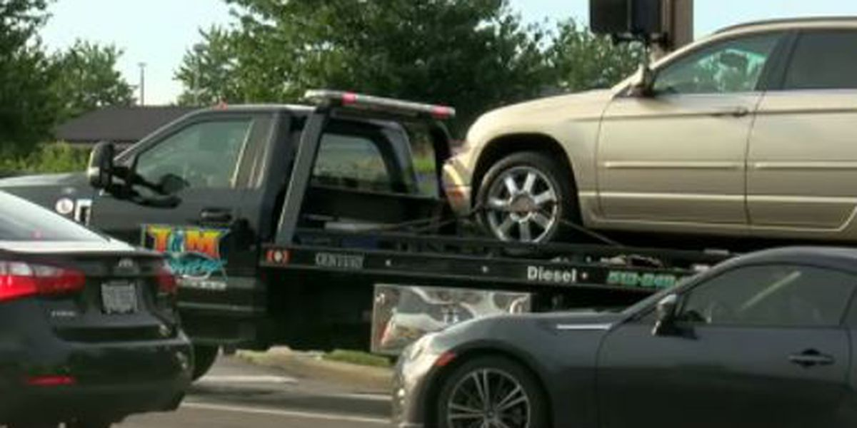 Woman searching for driver involved in Symmes Twp. hit-and-run
