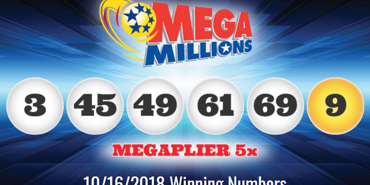 Kentuckian walks away with $1 million, Mega Millions Jackpot jumps to $900 million