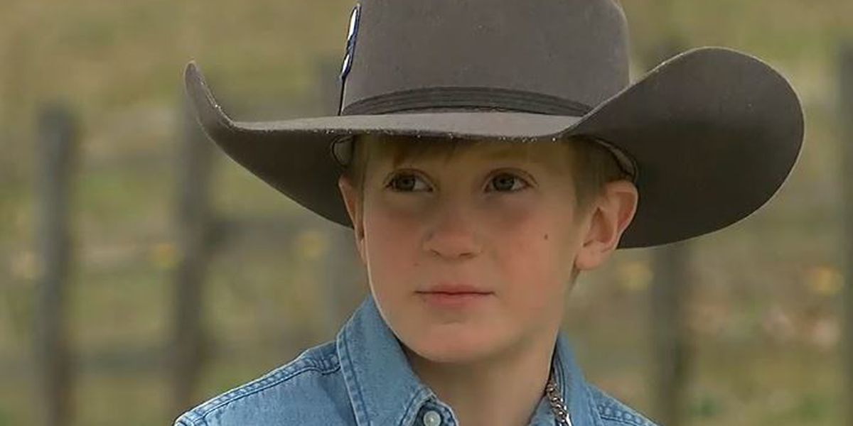 Indiana 11-year-old is champion bull rider