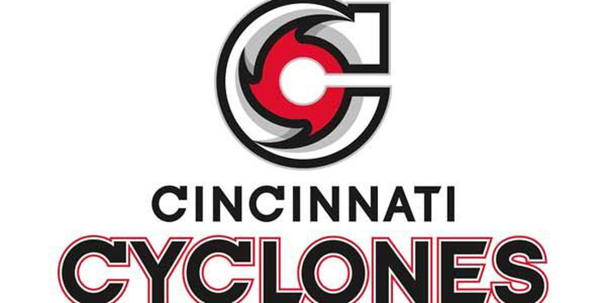 Cyclones give up six goals in final two periods, lose 8-2