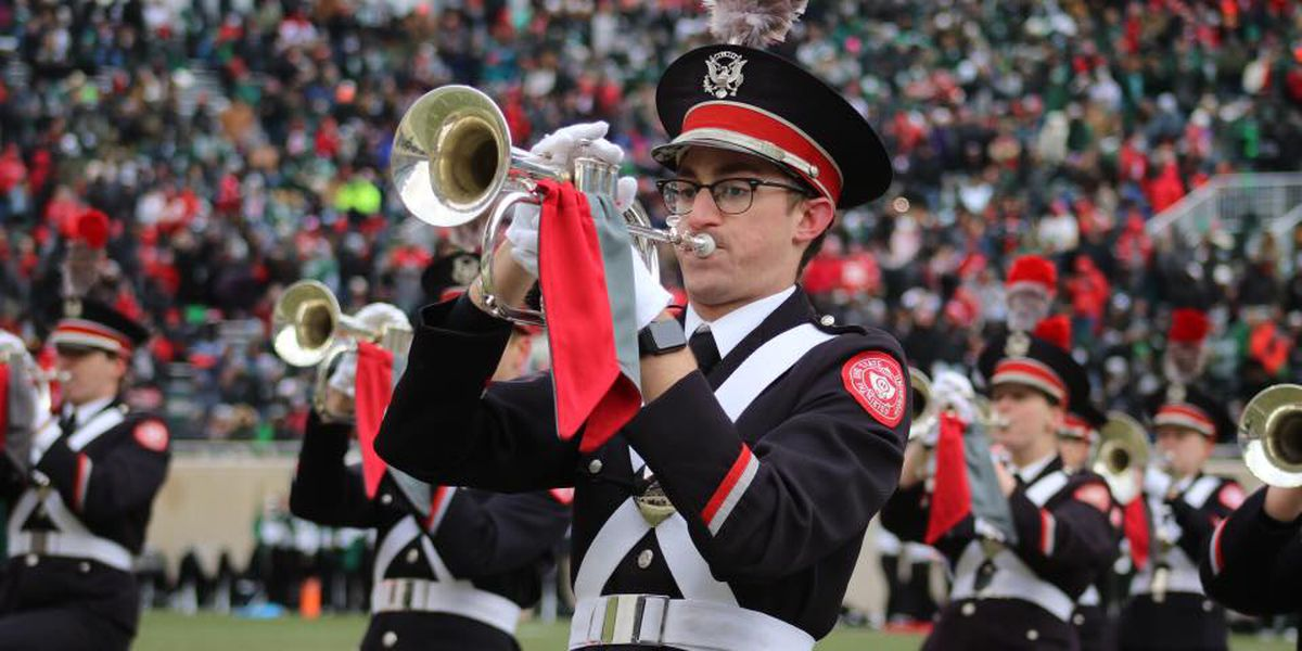 Ohio State University Marching Band to perform in Rose Parade before Buckeyes' bowl game