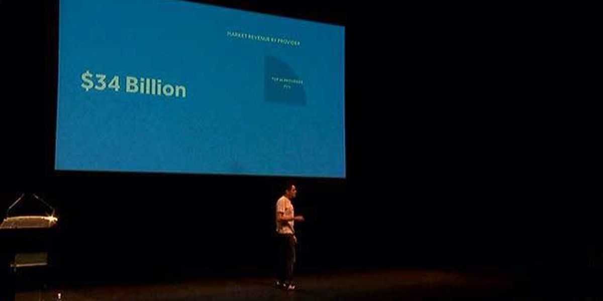 Start-ups pitch to 400 investors at Aronoff Center