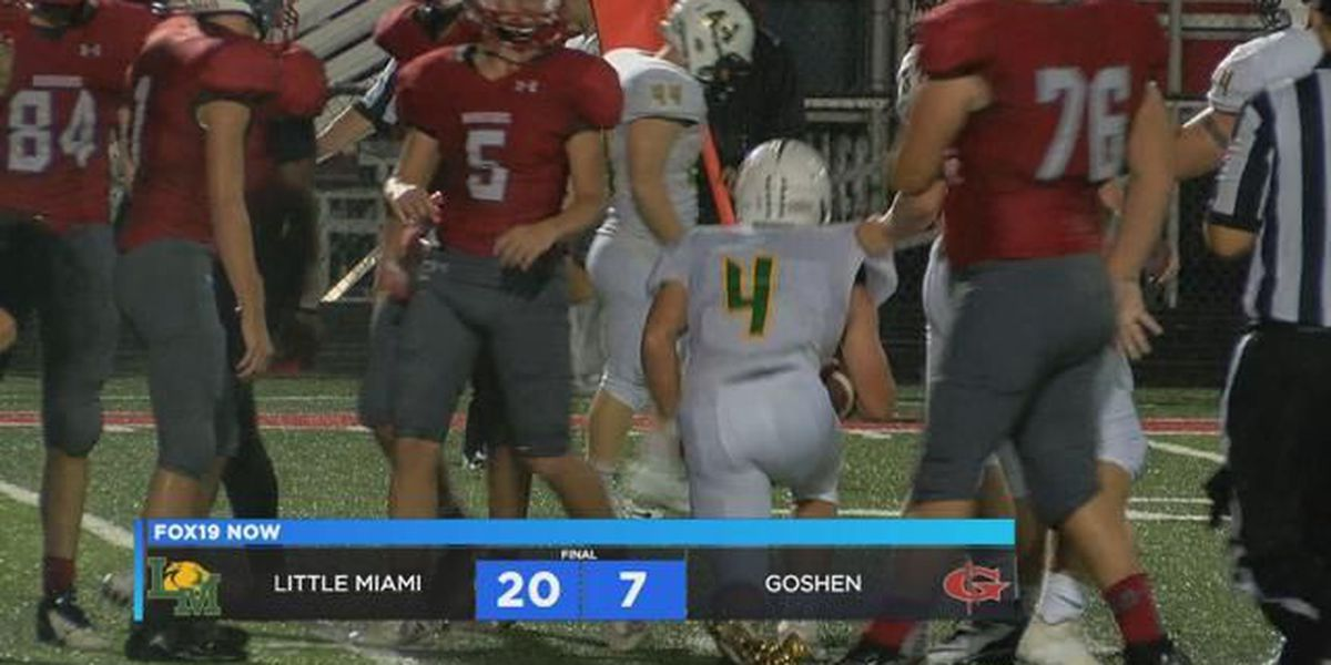 Little Miami stays perfect with win over Goshen