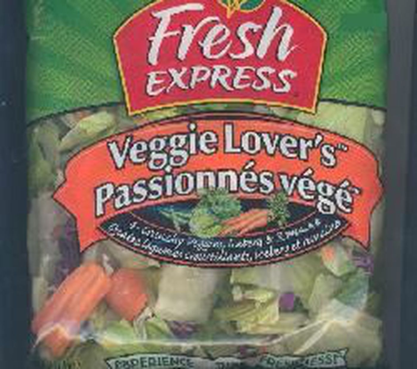 Fresh Express announces recall on bagged salad