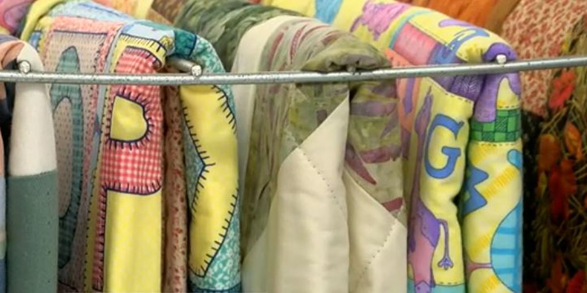 Quilters give back to Cincinnati, national communities
