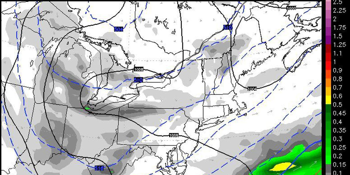 Sunday's snow chance and the challenges of forecasting