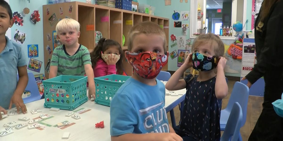 New mask program for kids starting as Gov. Beshear says COVID-19 cases increasing among children