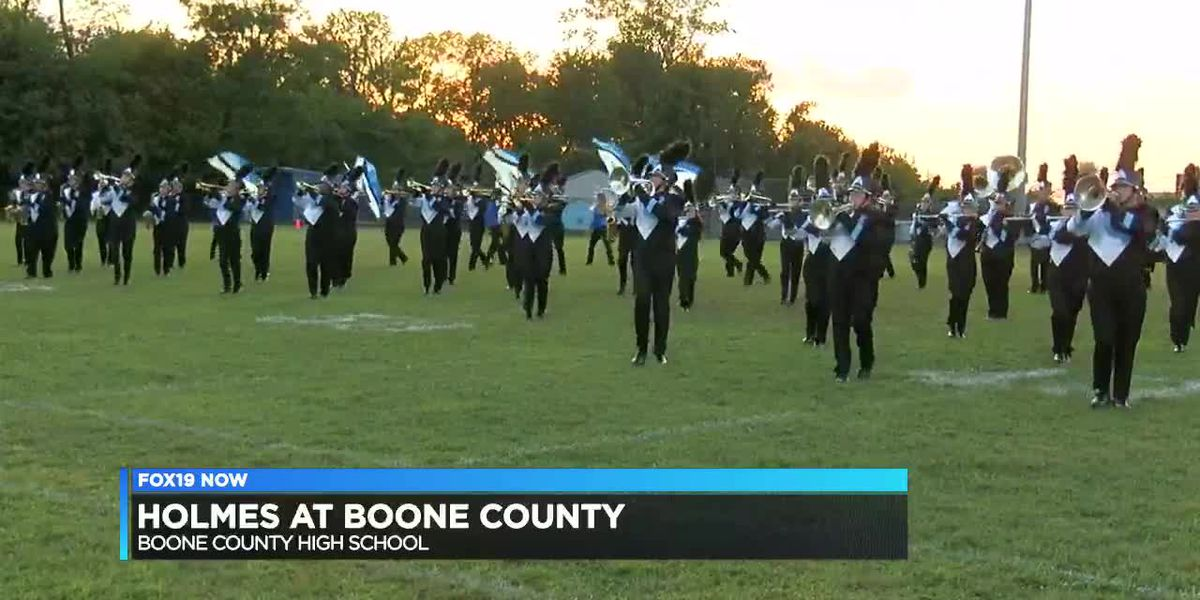 Boone County takes down Holmes in opener