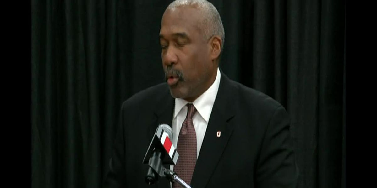 Ohio State Athletic Director Gene Smith addresses Urban Meyer's retirement