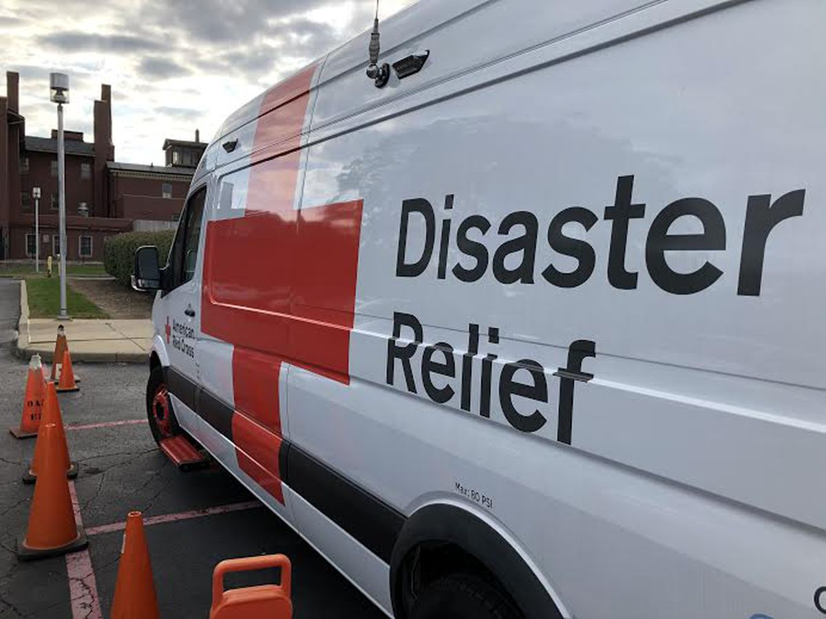 Red Cross volunteers travel from Cincinnati to Oregon to help with wildfire relief