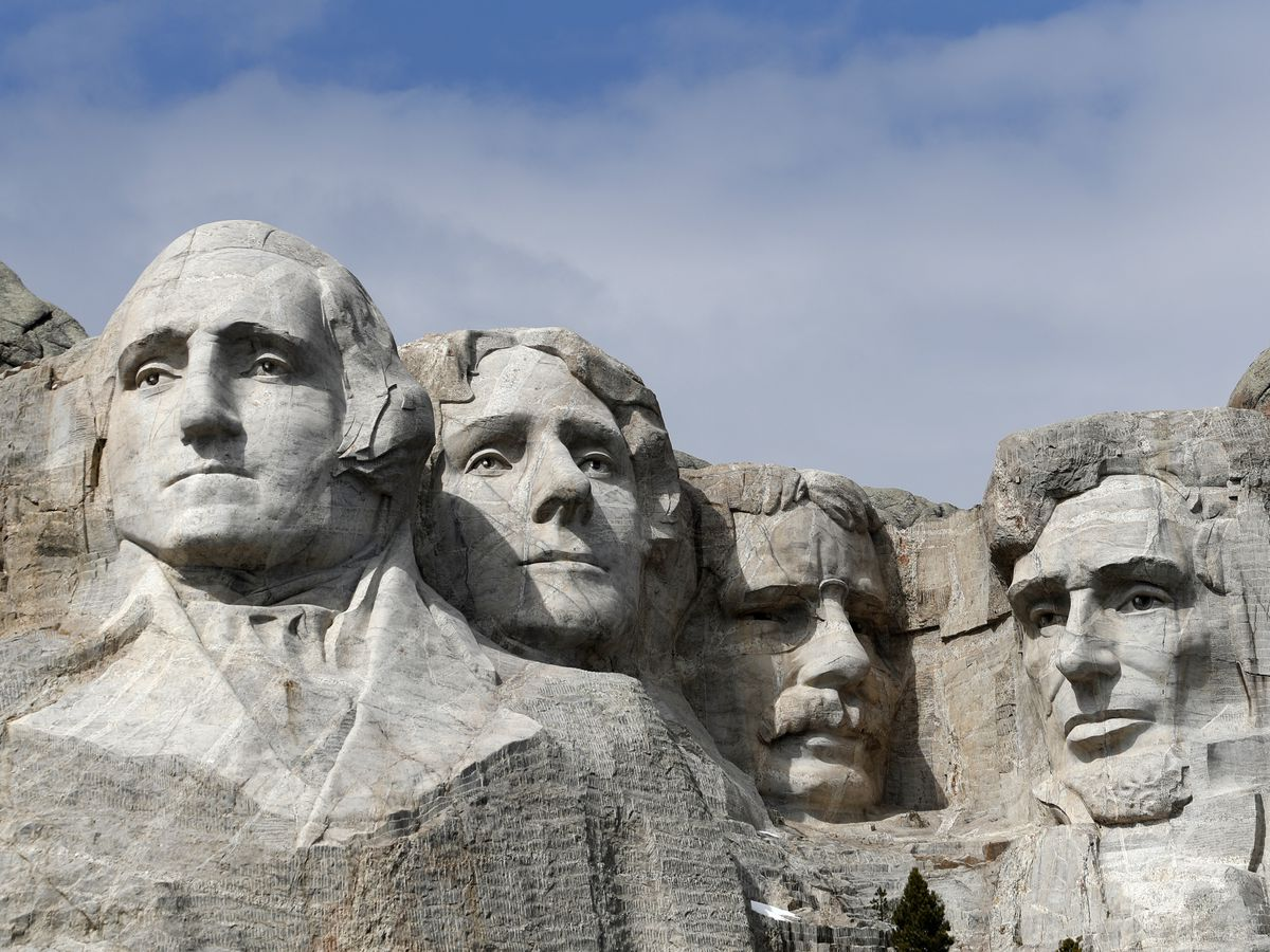 Trump plans fiery speech for Mount Rushmore fireworks