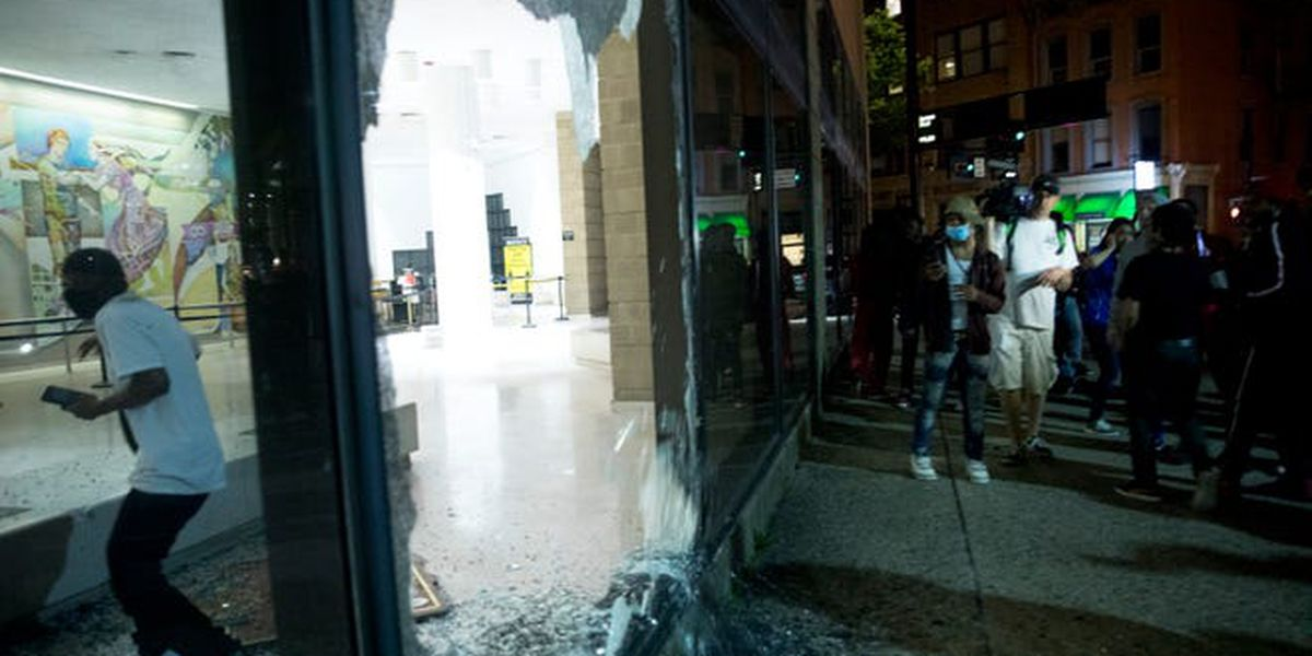 New criminal charges proposed to combat rioting, looting in Ohio