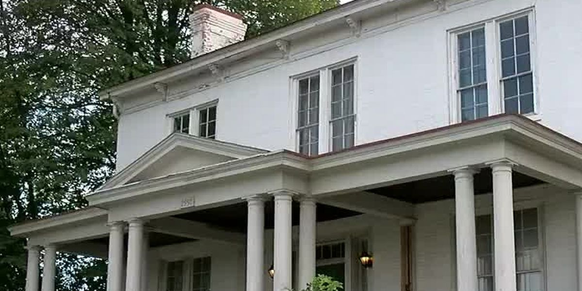 Historic Walnut Hills home of famed American author continues restoration