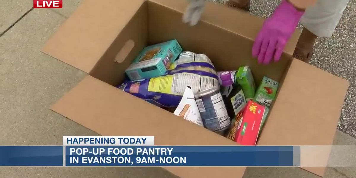 Permanent food pantry to open in September in Evanston