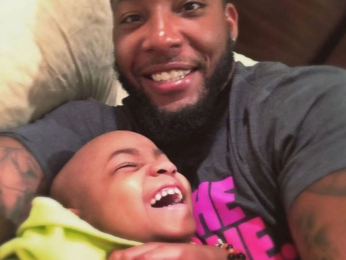 Leah Still celebrates 5 years cancer-free