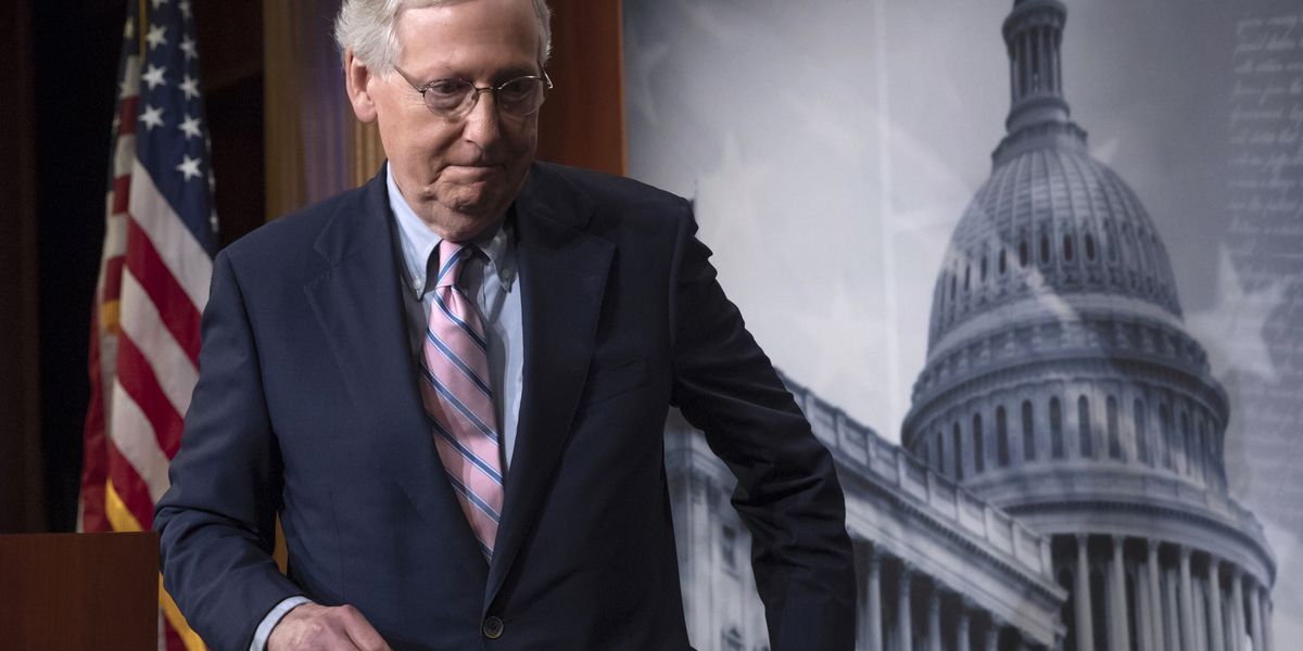 McConnell says Senate will vote on criminal justice bill