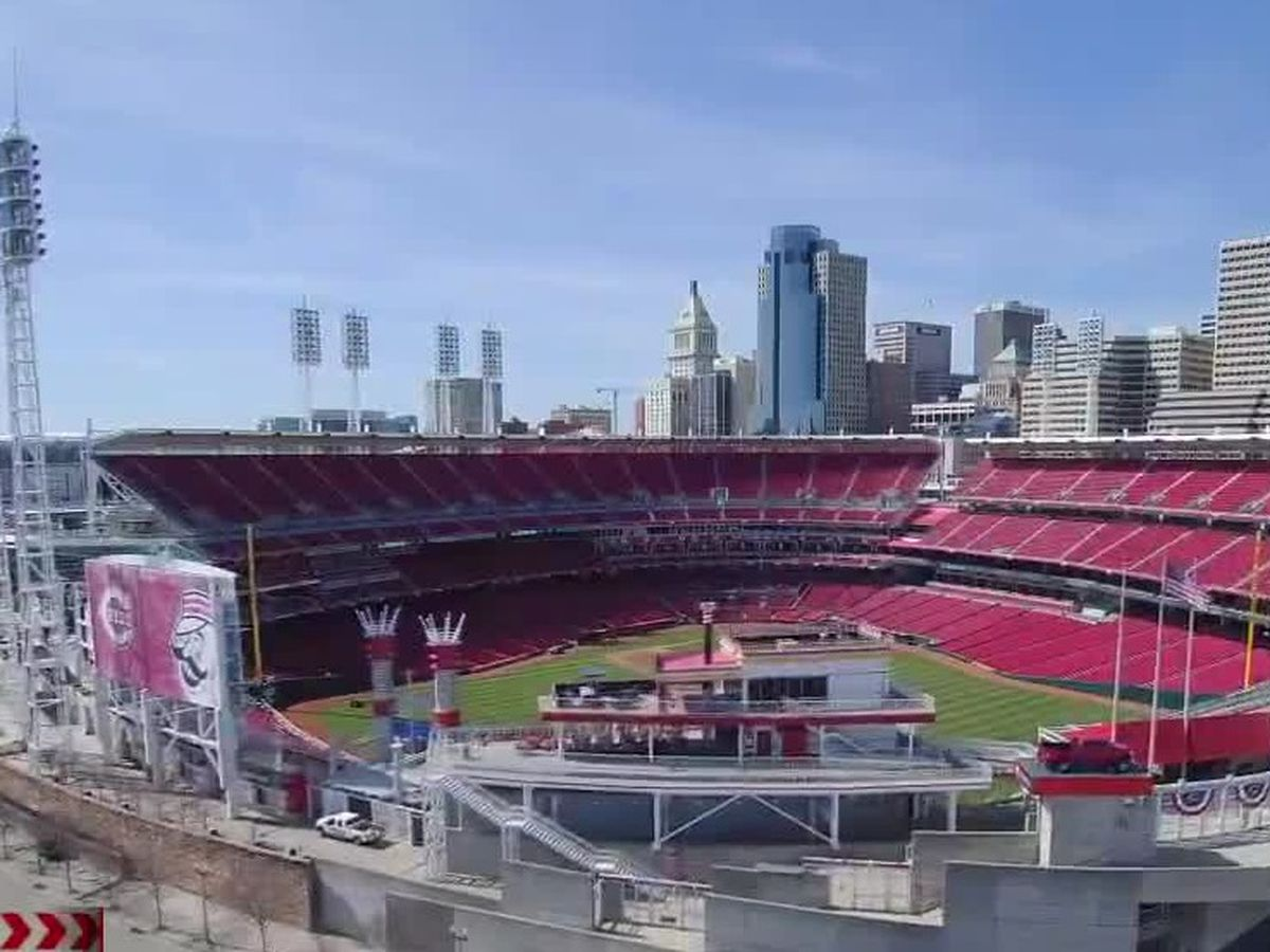 Reds announce plans for single-game ticket sales