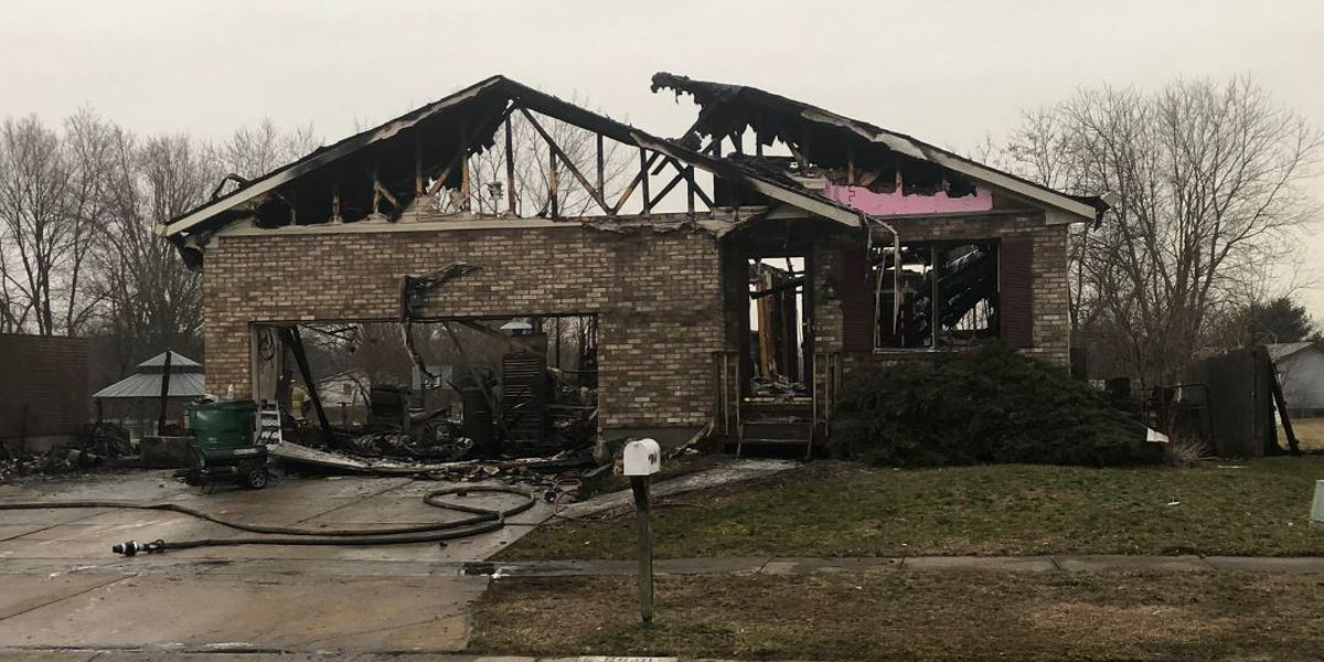Warren County fire displaces 6 residents, damages 4 homes