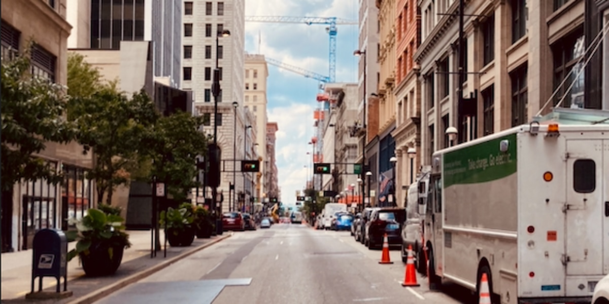 The city is keeping part of Fourth Street closed downtown; here's why