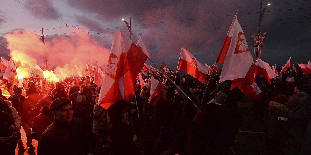 Poland blocks far-right march, will hold inclusive event