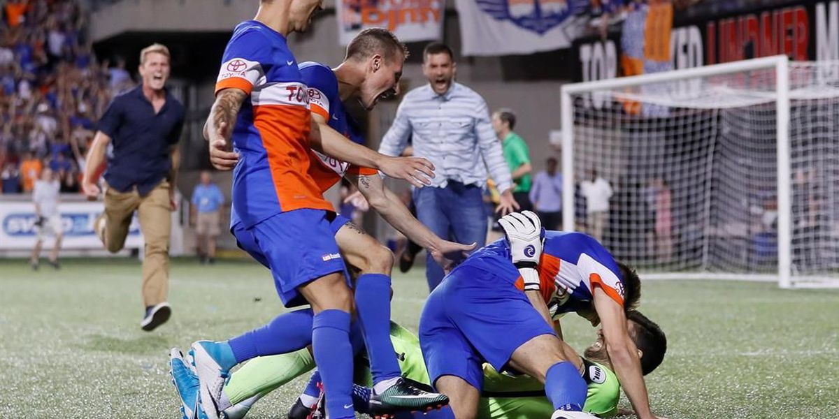 FC Cincinnati upsets Chicago Fire on penalty kicks, 3-1