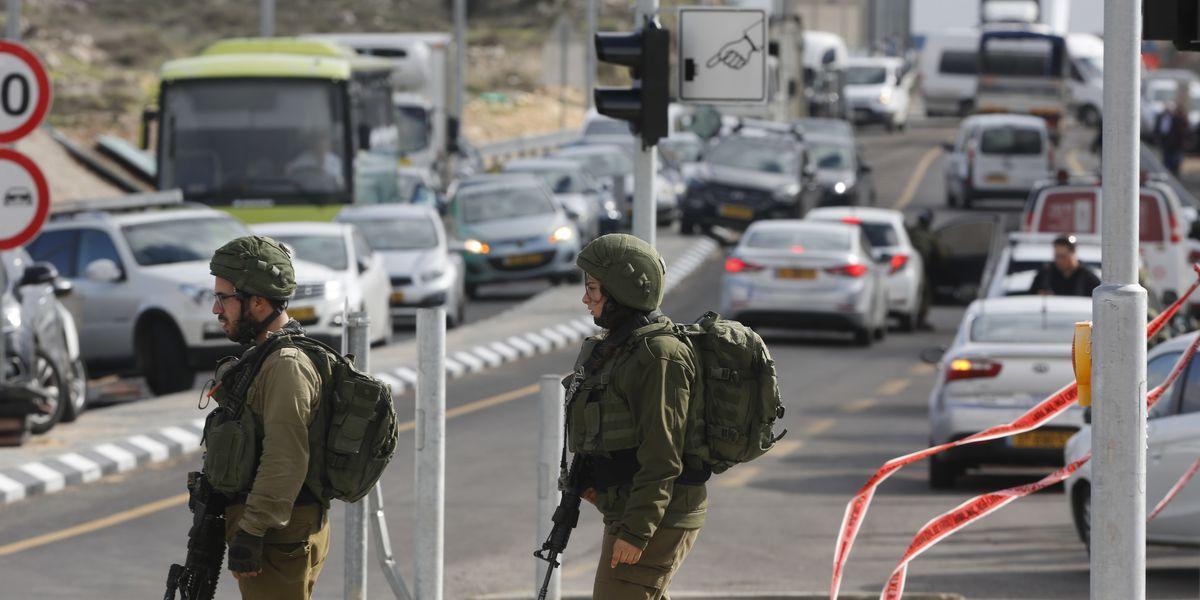Dozens arrested as Israel steps up West Bank manhunt