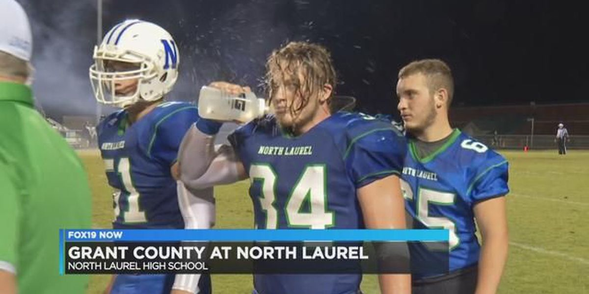 North Laurel too much for Grant County
