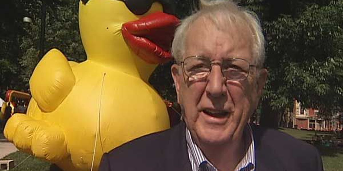 Rubber Duck Regatta founder dies in I-71 accident