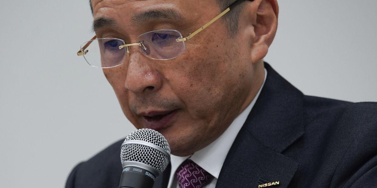 Shock in Japan as Nissan's Ghosn held in financial probe