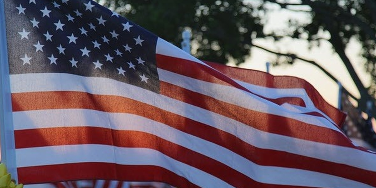 10 things to know about displaying the American flag