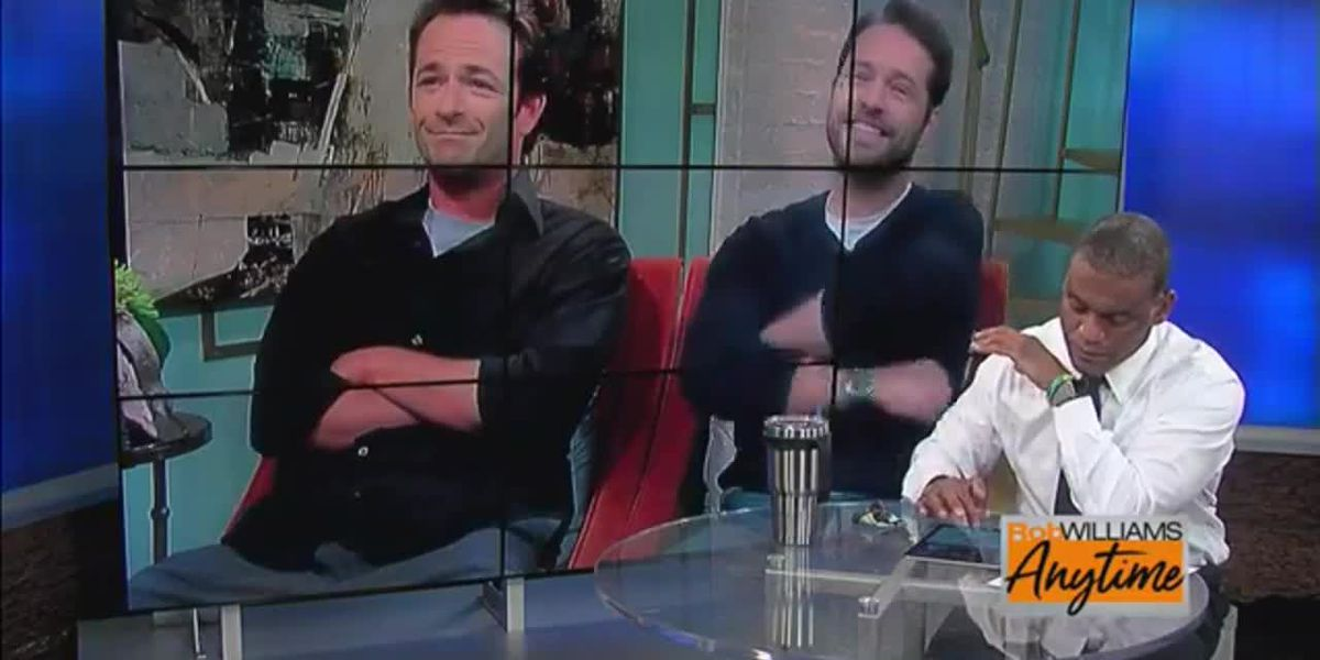 A chat with a childhood friend of Luke Perry