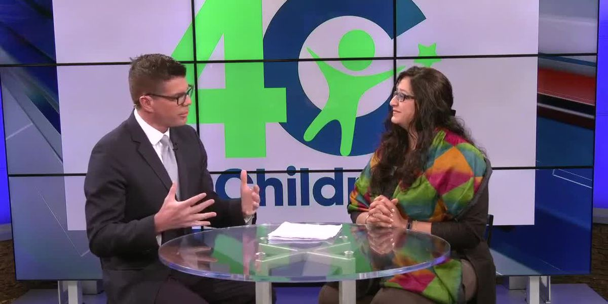 FOX19 7:30 a.m. recording - VOD - 4C for Children with Surbhi Narula