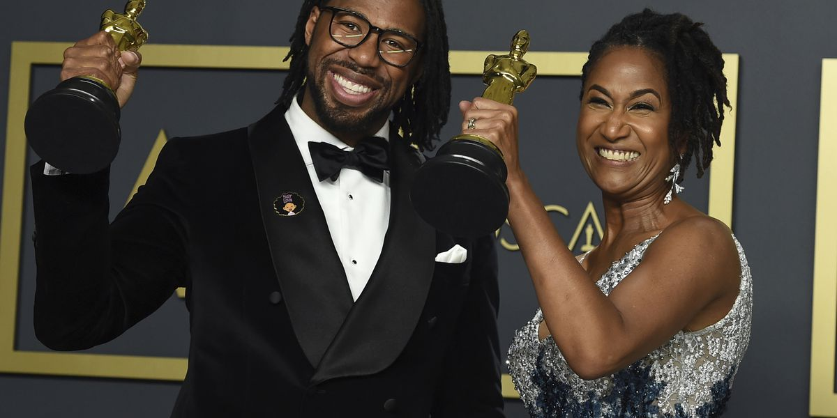 Former University of Akron football player Matthew A. Cherry wins Oscar for 'Hair Love'