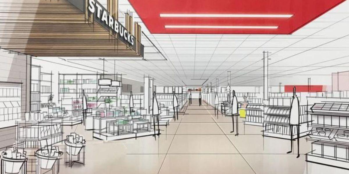 Target gives sneak peek at revamped store layout