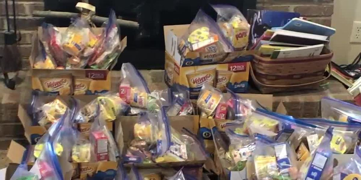 'Power packs' delivered to families of public school children in Tri-State