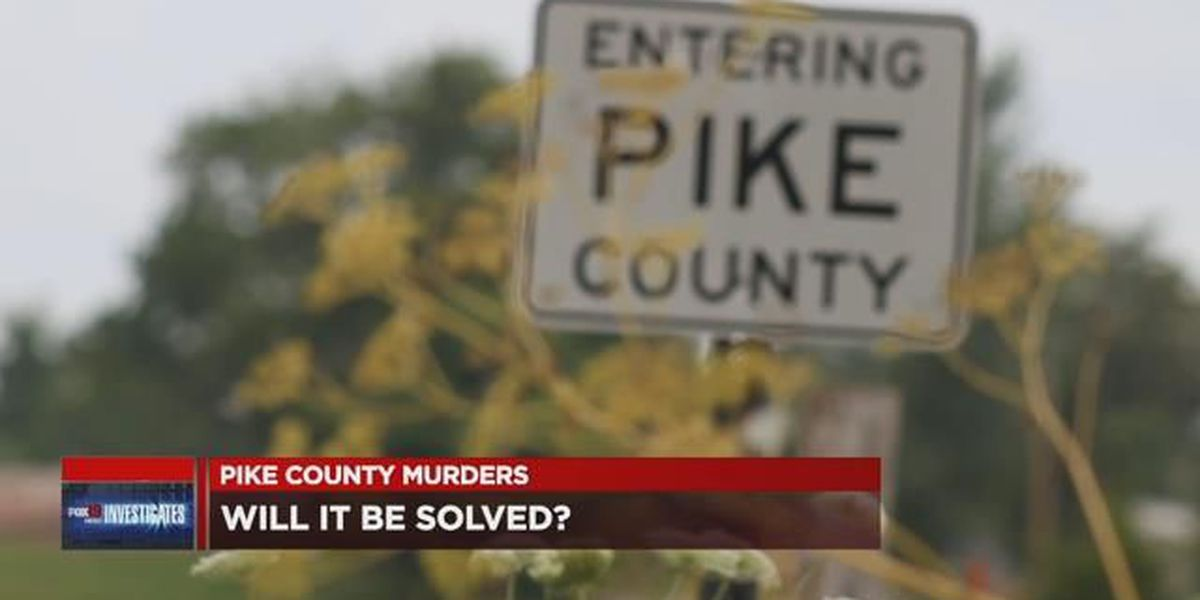 Pike County murders: Will it be solved? (VIDEO)