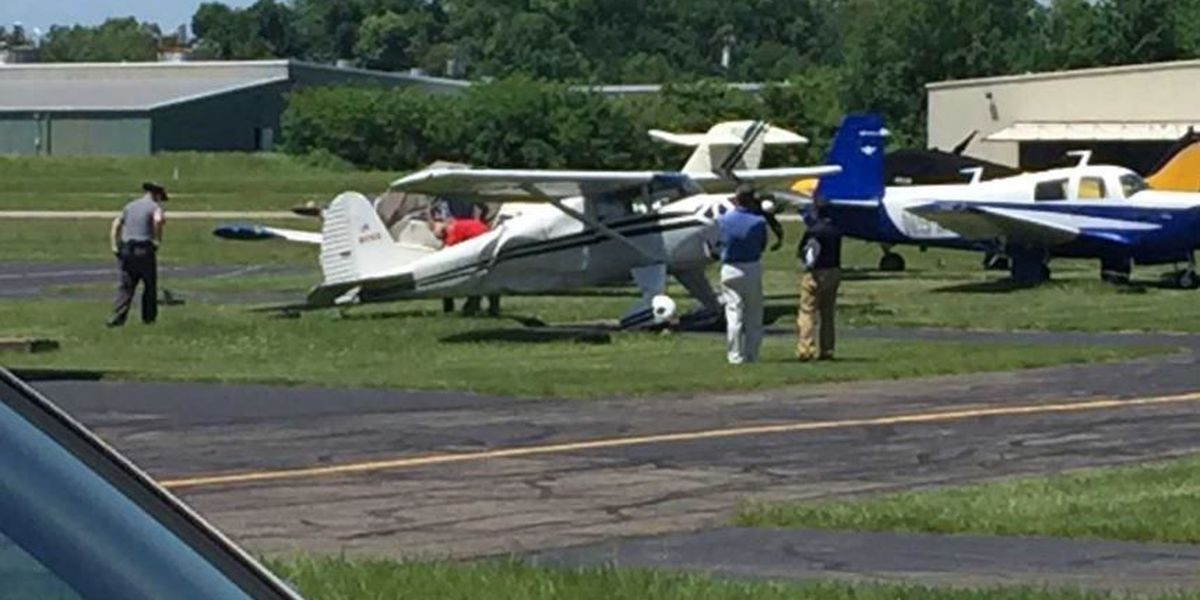 OSP: 1 injured in plane accident at Clermont County Airport