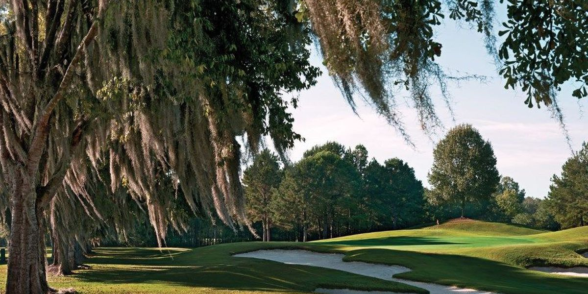 This golf trail has a fascinating history