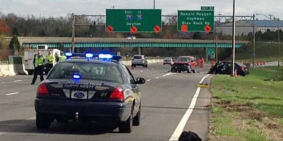 Eastbound I-275 shuts down after man hit by vehicle