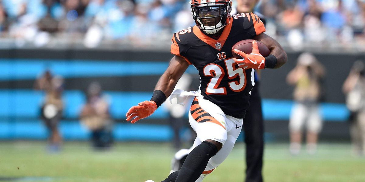 Giovani Bernard expected to miss 2-4 weeks