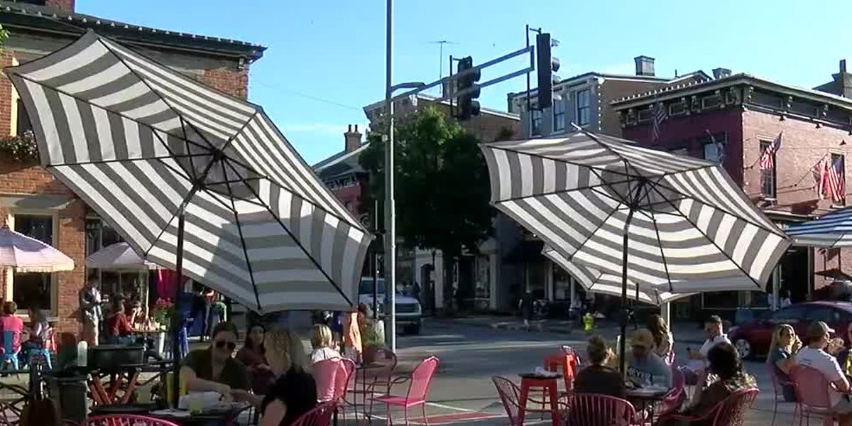 Indoor dining returns to Kentucky restaurants Friday