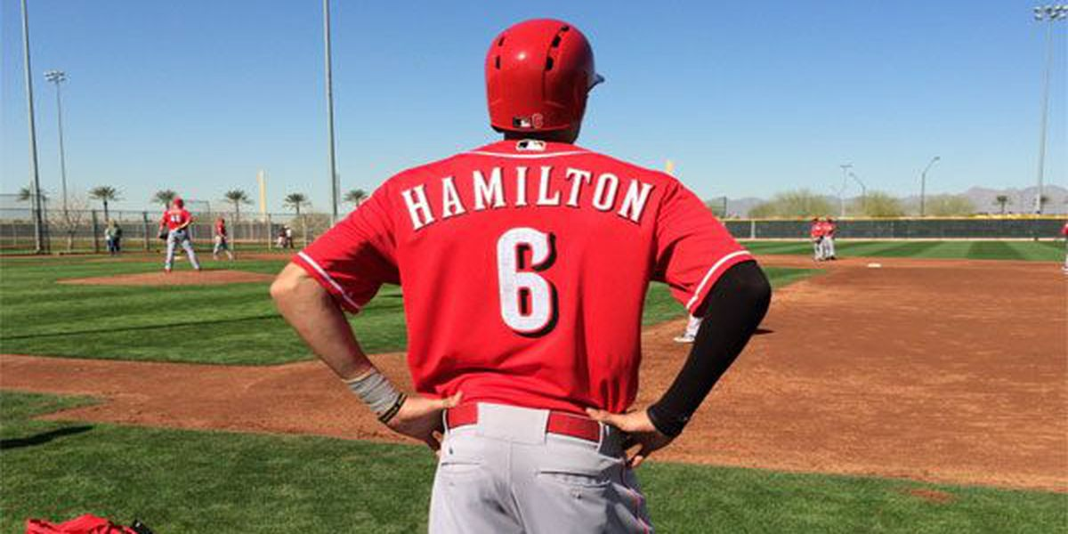 "Billy Hamilton: ""I want to earn my lead-off spot back"""