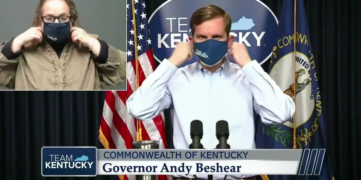 Gov. Beshear updates vaccine rollout, COVID-19 response in Kentucky