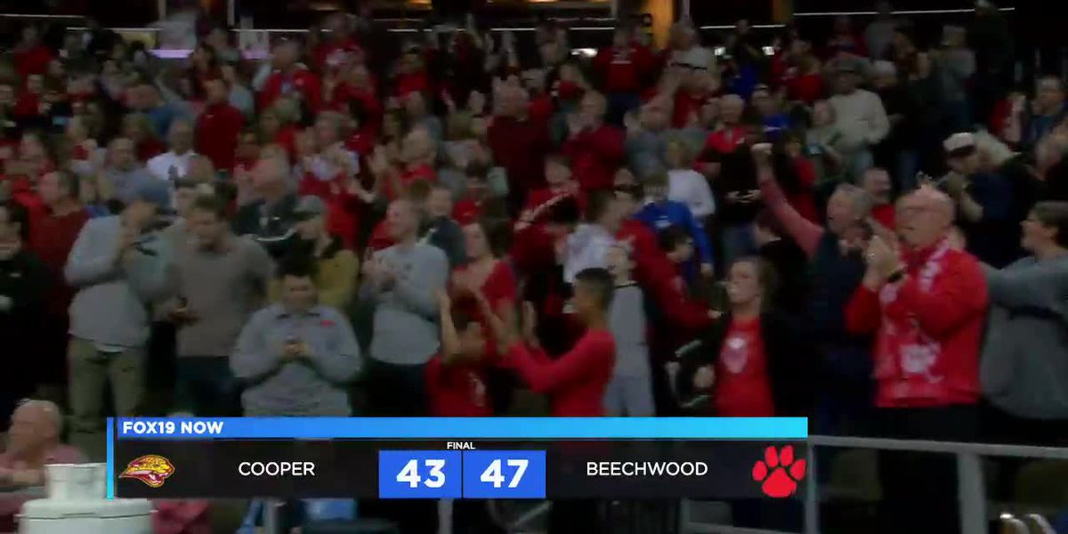 Beechwood advances to regional championship