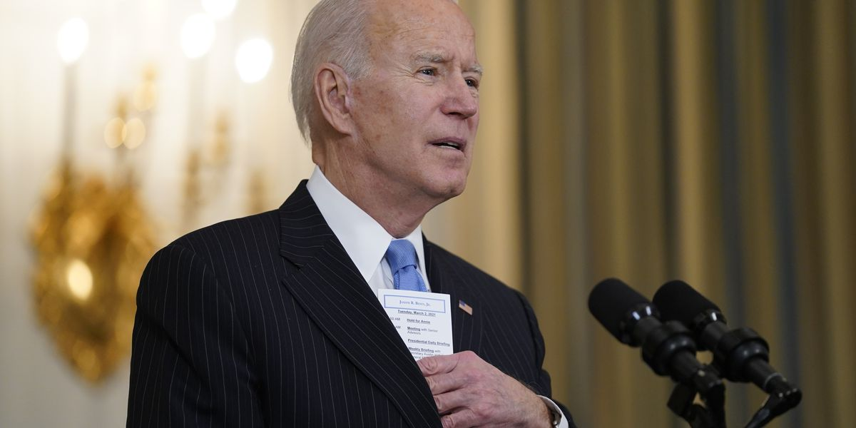 Democrats tighten stimulus check eligibility, firm up support for virus bill