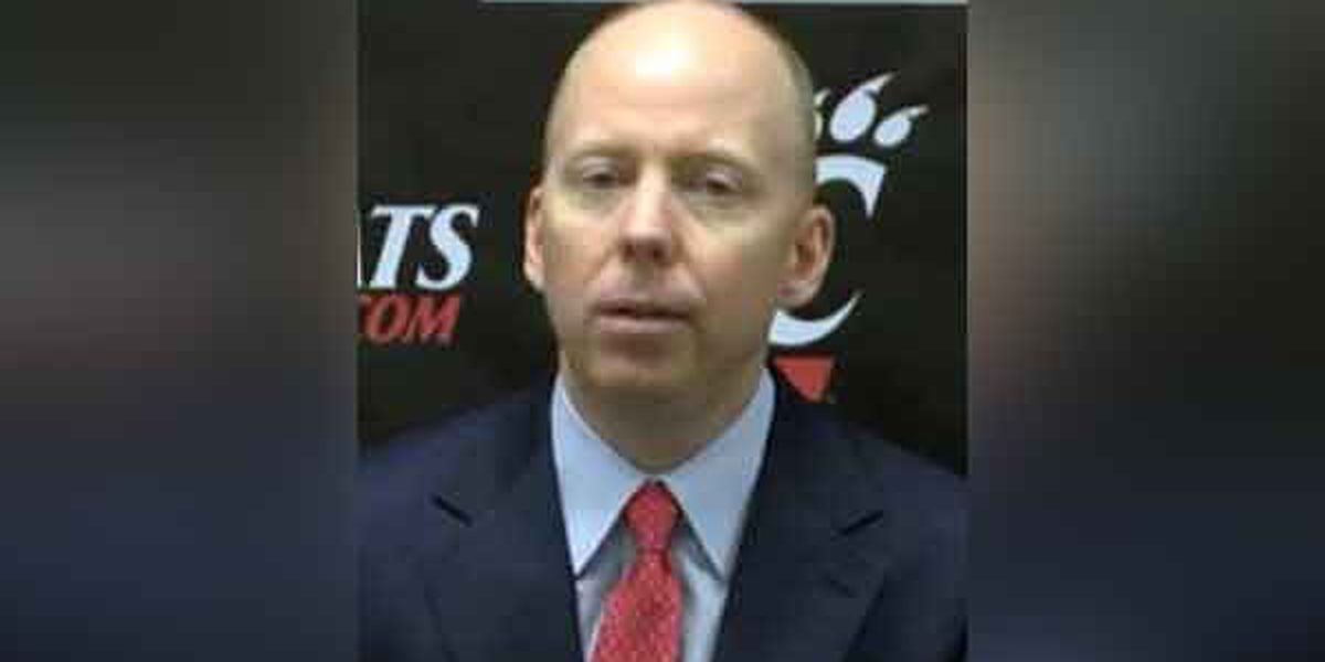 Report: UC's Cronin candidate for UNLV job