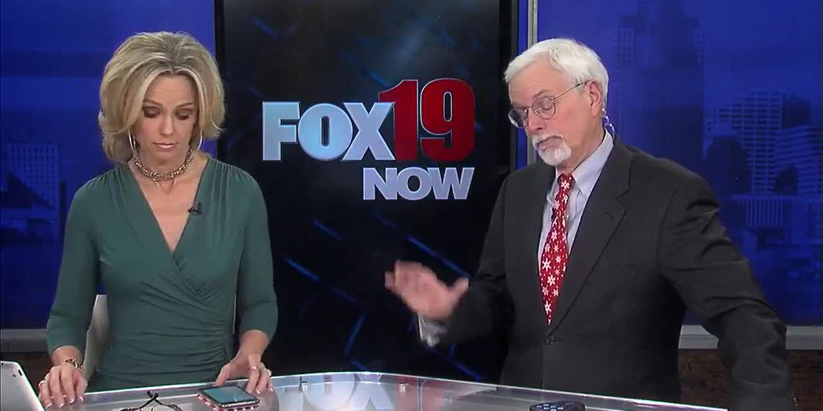 FOX19 News at 4 p.m., February 18th, 2019.
