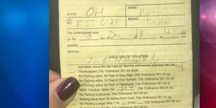 Authorities admit it was a mistake to give out parking tickets at Youngstown State University during lockdown